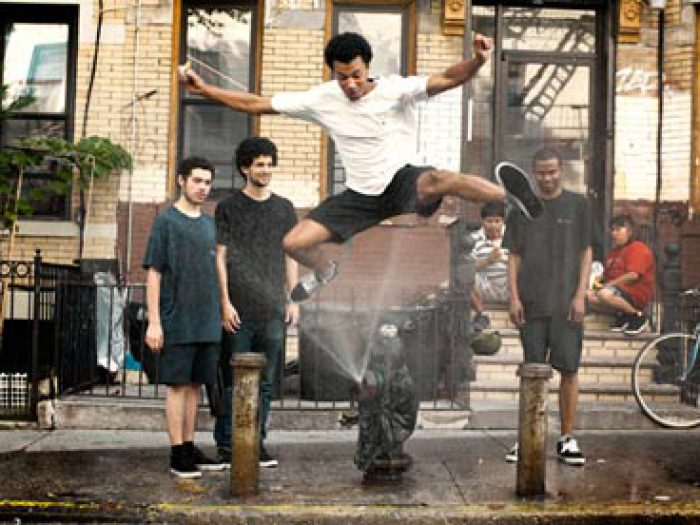 In the city … Ratking