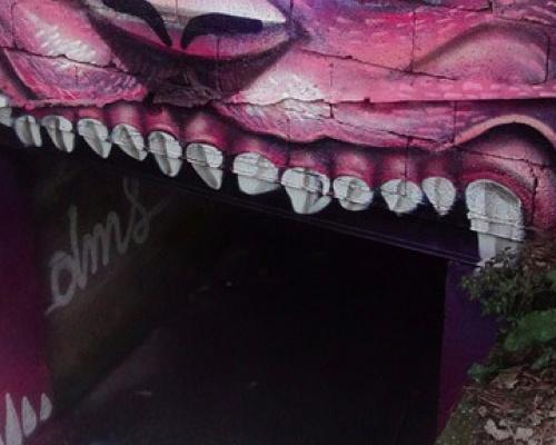DMS, street artist