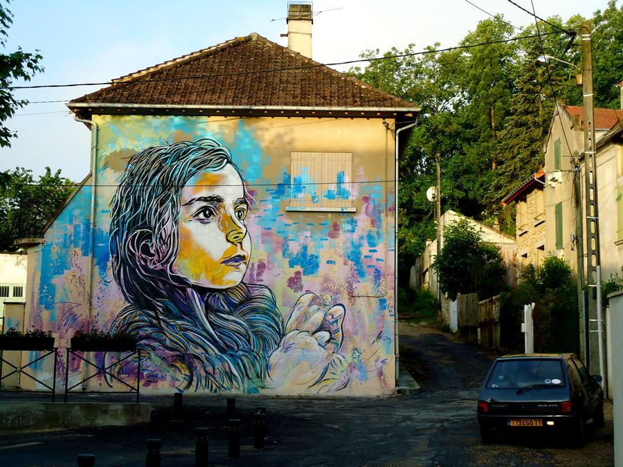 C215 Street Artist The Vandallist