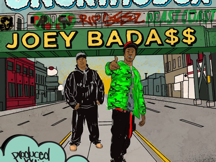 Joey Bada$$  Unorthodox (prod. Dj Premiere)