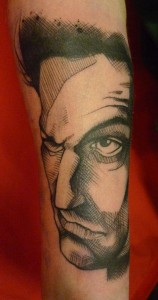 Kendrick Lamar Arm Tattoos lea (14)