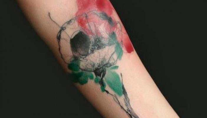 MARTA LIPINSKI, tattoo artist