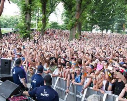 Chance The Rapper's Lollapalooza Performance
