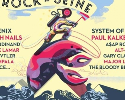 ROCK EN SEINE '13