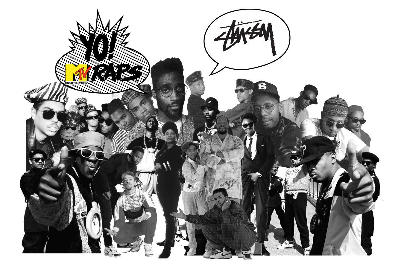 Image result for yo mtv raps