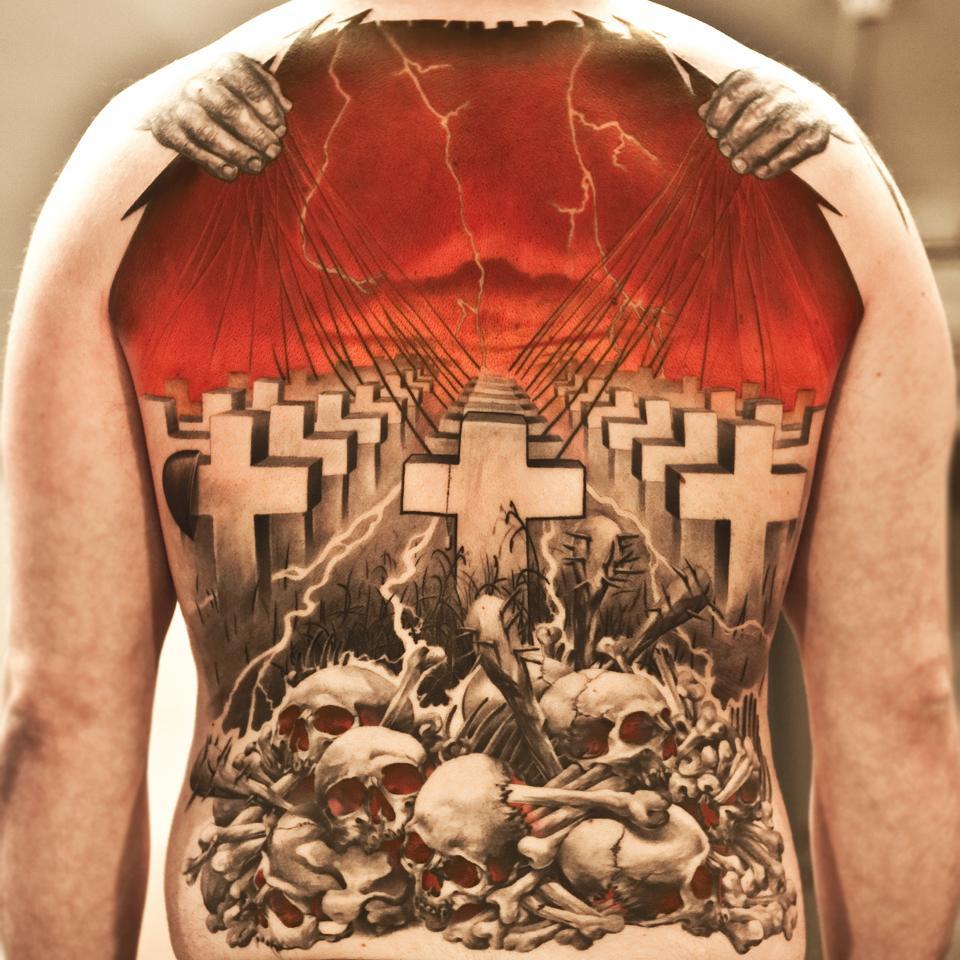 Tattoo Ideas On Back: NIKI NORBERG, Tattoo Artist