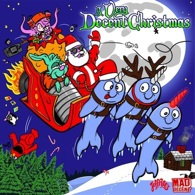 Diplo & Mad Decent – A Very Decent Christmas (Full Album Stream ...