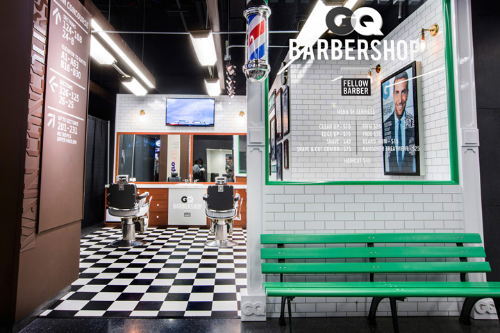 gq and fellow barber barbershop brooklyn nyc the vandallist