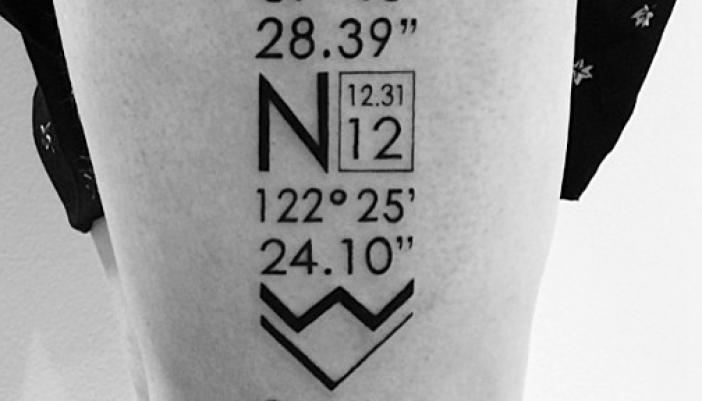 BEN VOLT, tattoo artist