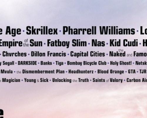 Coachella '14 Lineup Released