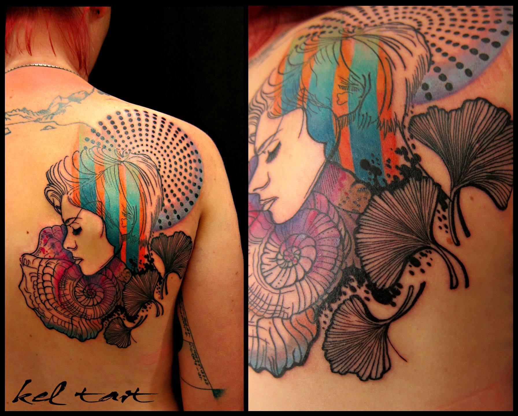 Kel Tait, Tattoo artist (11)