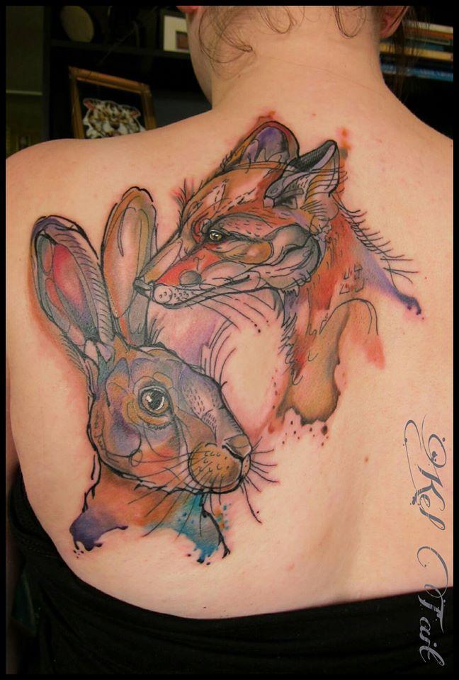 Kel Tait, Tattoo artist (12)