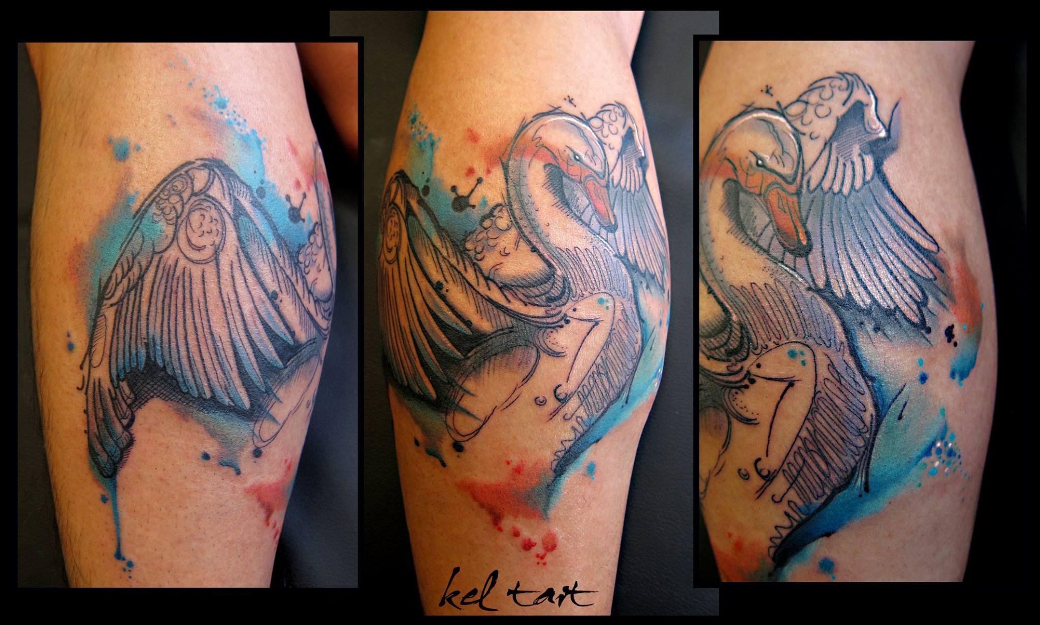 Kel Tait, Tattoo artist (14)