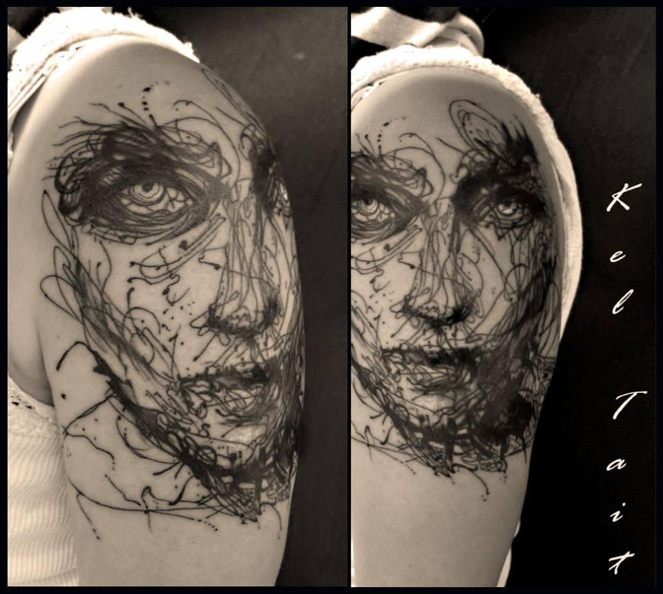 Kel Tait, Tattoo artist (16)