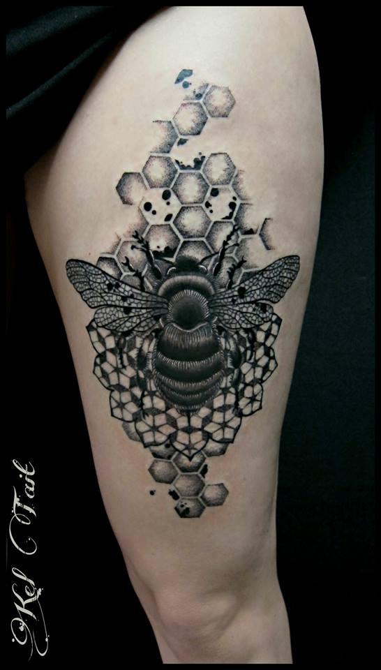 Kel Tait, Tattoo artist (19)