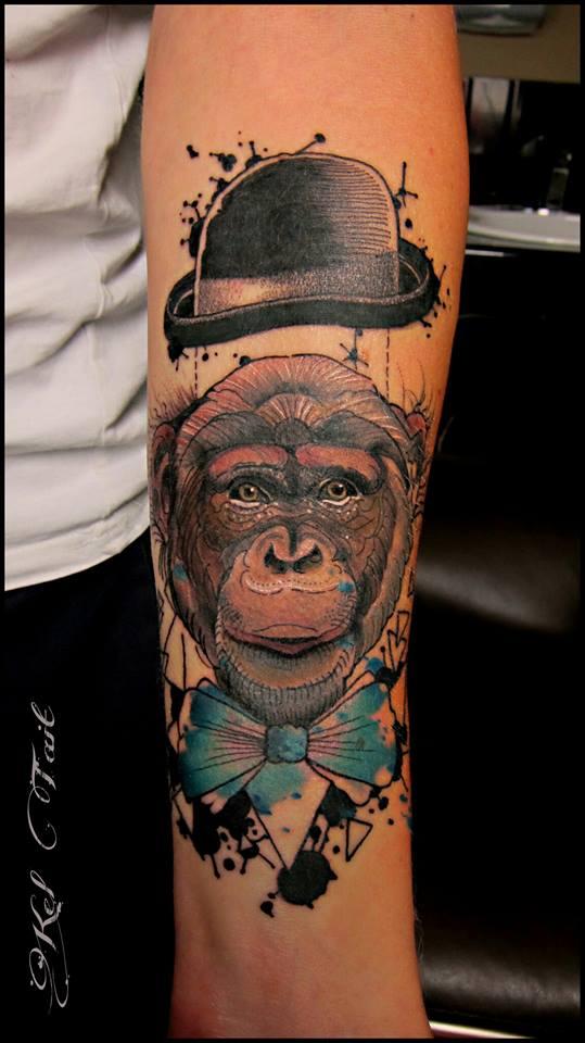 Kel Tait, Tattoo artist (20)