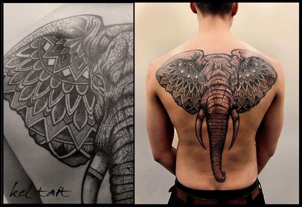 Kel Tait, Tattoo artist (26)
