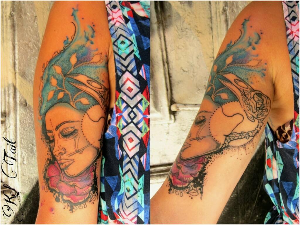 Kel Tait, Tattoo artist (27)