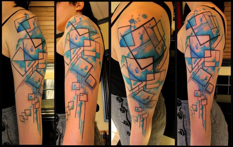 Kel Tait, Tattoo artist (6)