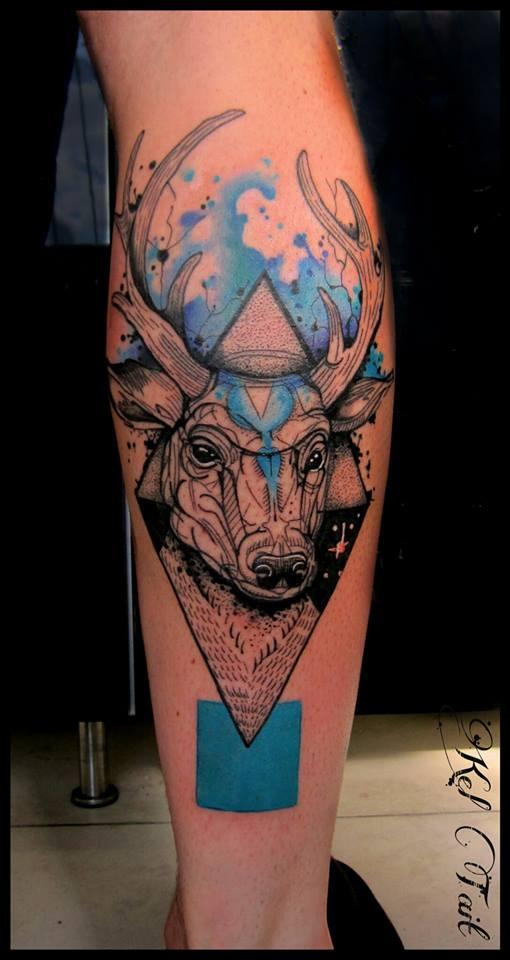 Kel Tait, Tattoo artist (8)
