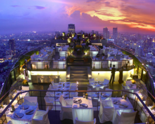 THE COOLEST ROOFTOPS IN THE WORLDTHE COOLEST ROOFTOPS IN THE WORLD