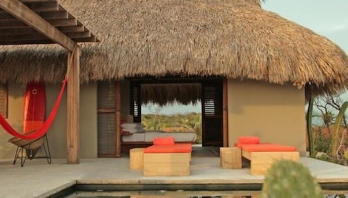 HOTEL ESCONDIDO IN OAXACA, MEXICO