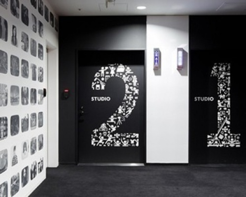 YouTube Space by Klein Dytham