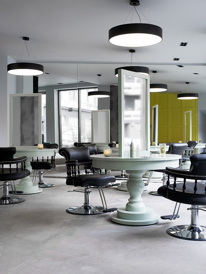 INCH Hair Salon and Spa - Oslo, Norway The VandalList
