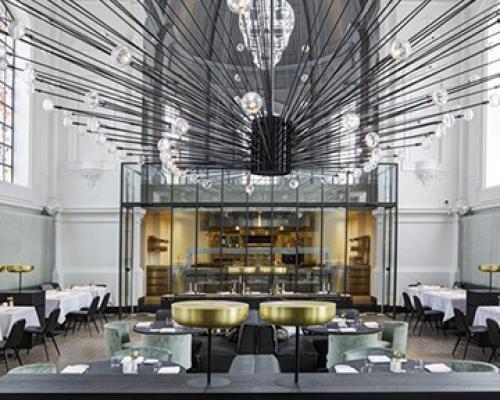 The Jane Restaurant, Antwerp, BelgiumThe Jane Restaurant, Antwerp, Belgium