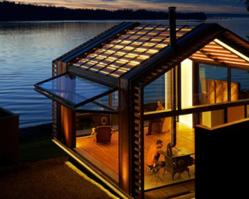 LAKESIDE CABIN IN SEATTLE