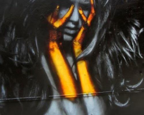 Snik New Murals – East London, UK