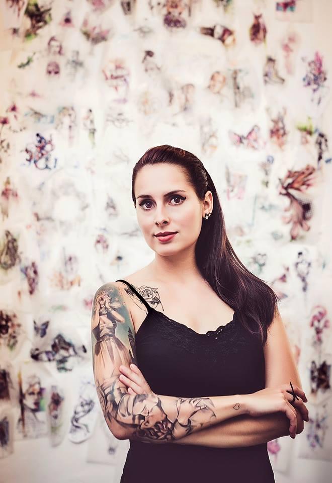 CAROLA DEUTSCH, tattoo artist - the vandallist (1)