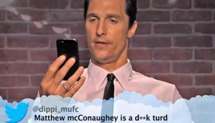 Celebrities Read Mean Tweets #7 - YouTube