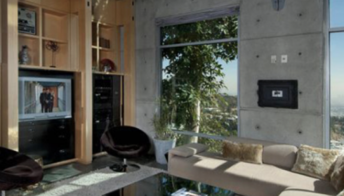 RIHANNA'S $8 Million Hollywood Hills Fortress