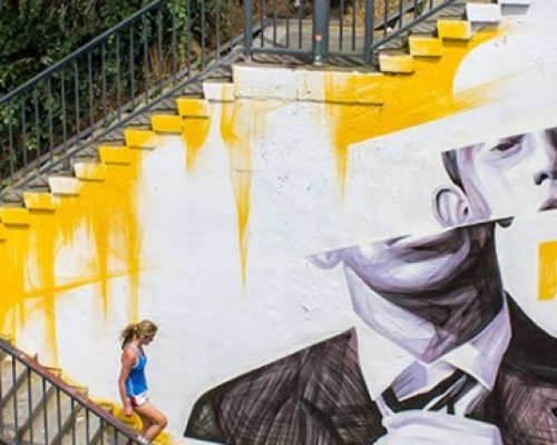 INO New Mural – Wiesbaden, Germany
