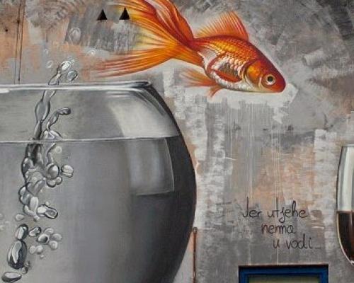 Lonac New Mural – Koprivnica, Croatia