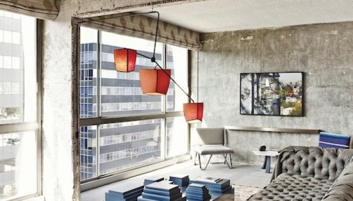 the line hotel los angeles the vandallist. Black Bedroom Furniture Sets. Home Design Ideas