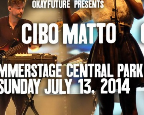 Bonobo, Odesza & More Live @ SummerStage NYC