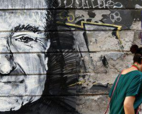 Tragedy disguised in street art from across the world