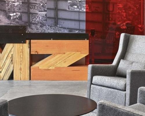 TMZ Newsroom by Rapt Studio, Los Angeles – California