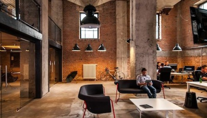 Creative Style new office (old mill at Zablocie district)
