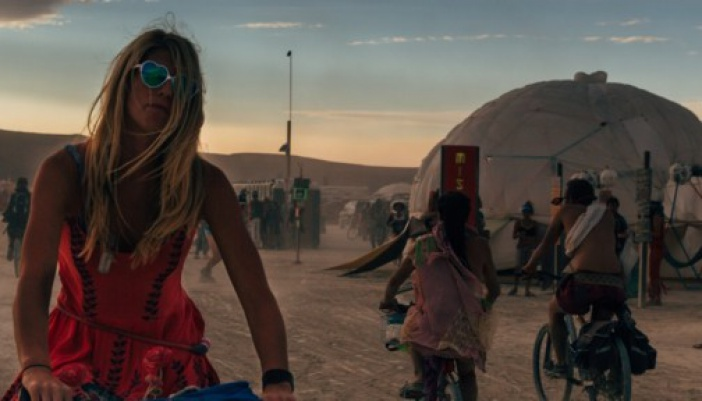 Surreal photographs of Burning Man 2014 capturing Black Rock Desert