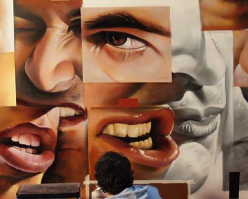 PichiAvo, street artist