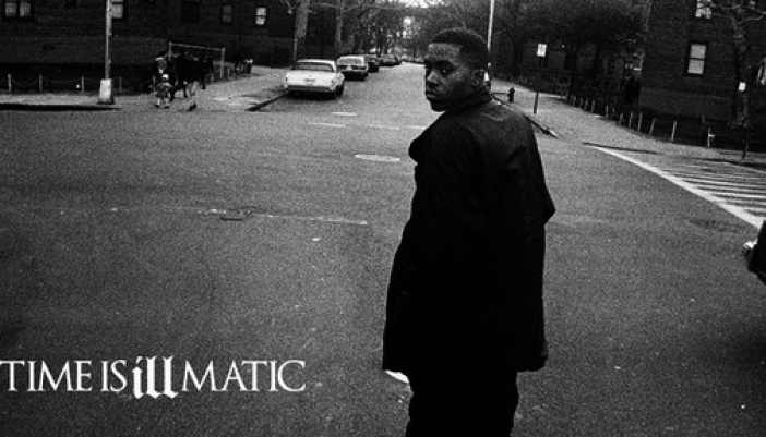 Nas time is illmatic 2014 official trailer the vandallist for Nas mural queensbridge