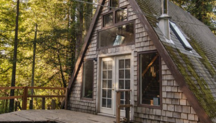 A-Frame Cabin for Great Escapes