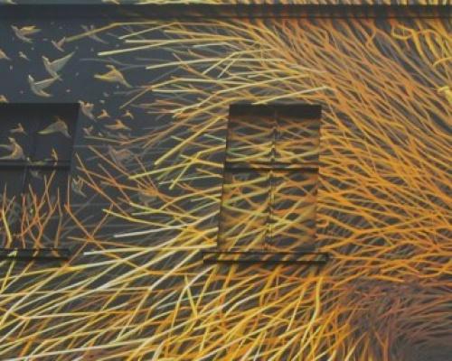 DALeast new mural in Berlin