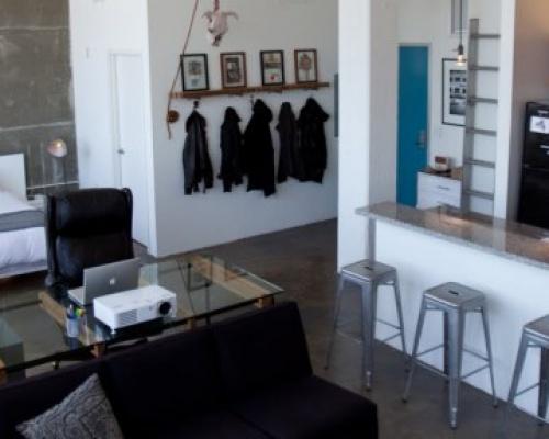 LA Loft by Cush Design Studio