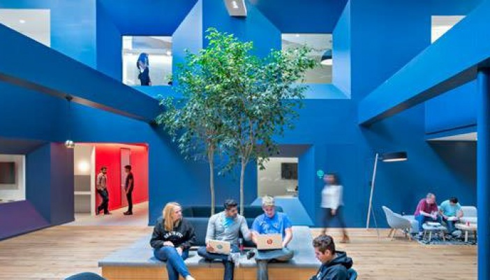 bestor architecture designs new headquarters for beats by dre beats by dre office