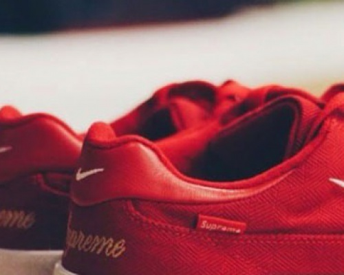 A First Look At The Supreme x Nike SB GTS