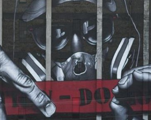 MTO – Mural in Lexington (USA)